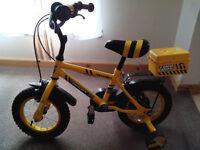 """12"""" bike for boy"""