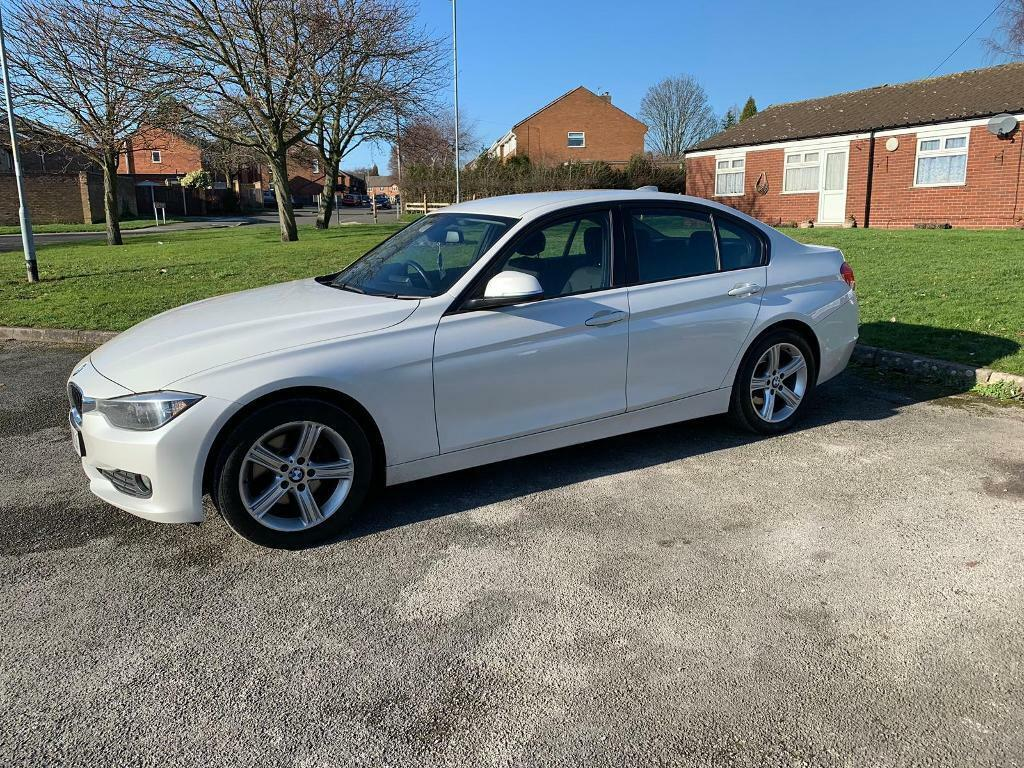 BMW 320D F30 WHITE | in Walsall, West Midlands | Gumtree