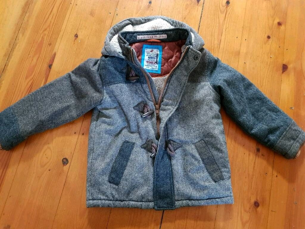 f66bc6d9b Next boys winter coat