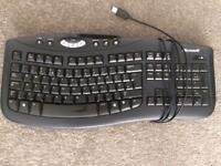 Ergonomic Microsoft PC keyboard (Price Reduced!)