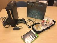 Xbox 360 Elite 120GB with 15 games