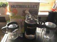 Nutribullet 600w like new