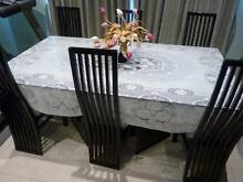 Dinning Table with 6 chairs  (MUST GO) Narre Warren Casey Area Preview