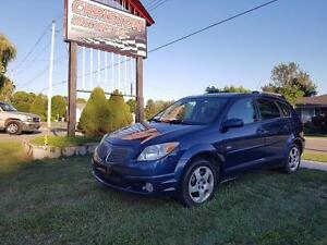 2005 Pontiac Vibe CERTIFIED ETESTED ON SALE $2499+taxes