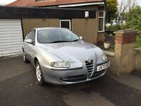Alfa Romeo 147, TSpark, Lusso, 1.6L, 3Drs - **Price reduced**
