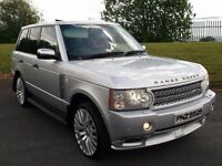 RANGE ROVER 3.0 TD6 VOGUE SE *OVERFINCH* TV SAT NAV SUNROOF BMW X5 ML Q7 S320 73OD 530D M3 M5