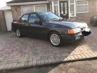 1988 ford sierra cosworth 2wd flint grey totally standard px