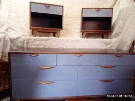 Retro Bedroom Set