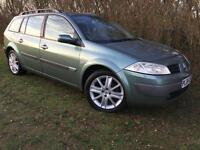 2004 RENAULT MEGANE ESTATE - SUPERB DRIVE - CLEAN - SERVICE HISTORY