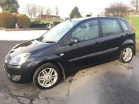 FORD FIESTA 1.4 GHIA 2006 ***12 MONTHS MOT*** LEATHER SEATS***