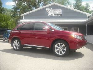 2010 Lexus RX 350 NAV/LEATHER TOP LOAD AWD