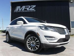 2015 Lincoln MKC AWD - Toit - Cuir - GPS - 2.0L EcoBoost - FULL