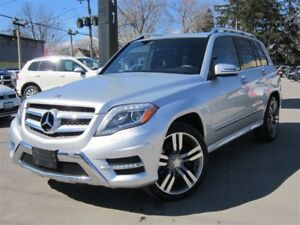 2013 Mercedes-Benz GLK-Class GLK 350 4MATIC ~ 55KMS ~ ONE OWNER