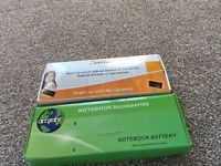 job lot > 2 boxes of 19 laptop replacement batteries worth over £400