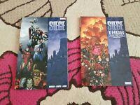 Siege and siege Thor