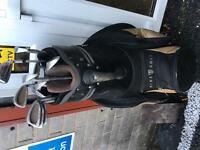 Golf Bag and Clubs - BARGAIN