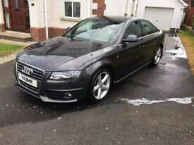 Audi A4 S-Line 08 *Excellent Condition* *Comes with Warranty!!!!*