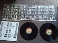 Led Zeppelin Physical Graffiti - SSK 89 400