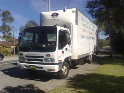 Interstate Furniture Removalist Est.1992 Braddon North Canberra Preview