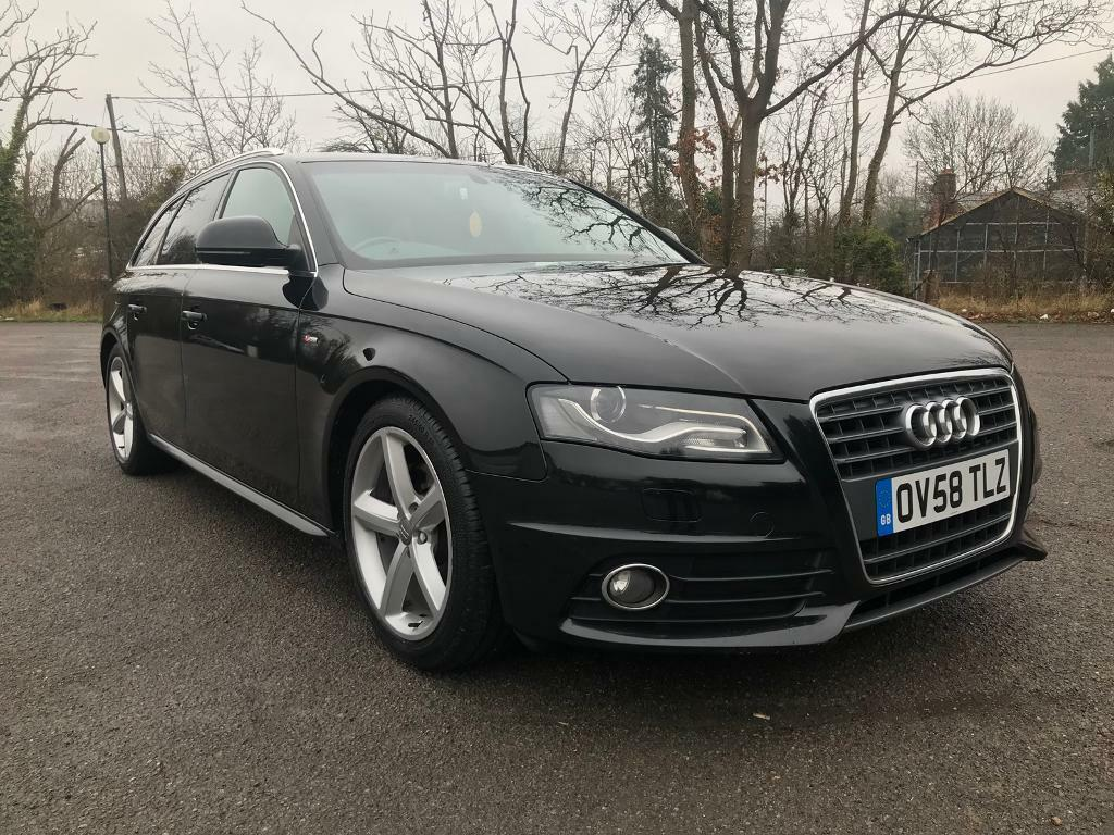 audi a4 b8 2 0 tdi s line 170hp in bracknell berkshire. Black Bedroom Furniture Sets. Home Design Ideas