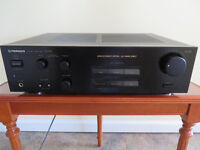 Pioneer A-351R stereo integrated amplifier