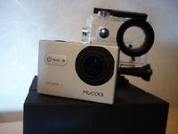 MGCOOL Explorer Pro 2 4K Action Camera - gopro alternative cam, 25FPS ultra HD resolution