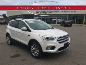 2017 Ford Escape FORD DEMO, EMPLOYEE PRICING!