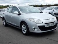 2010 Renault megane expression 1.6 petrol low miles, motd sept 2019 all cards welcome