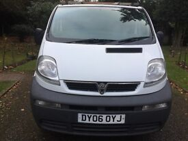 VAUXHALL VIVARO -2006-ONE OWNER-IMMACULATE CONDITION