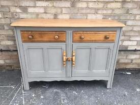 Vintage ercol Sideboard buffet dresser storage