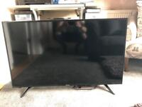 Hisense 43'' ultra HD 4K smart tv
