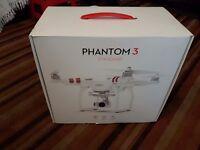 Phantom 3 standard (immaculate)