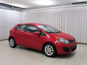 2013 Kia Rio ECONOMICAL AND AFFORDABLE!! GDI 5DR HATCH w/ HEATE