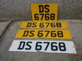DATELESS REG ....DS.... SORRY TO SEE IT GO USED IT FOR YEARS BEST OFFER OVER £3200 TAKES IT......