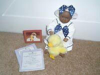 Ashton Drake Camera Shy Chloe collectable doll