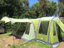 Vango Solaris air beam 500