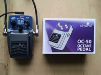 Chord OC-50 Octave Pedal