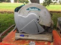 Makita abrasive chop saw