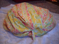 lovely multi cololoured beanbag ..excell cond..ideal for children