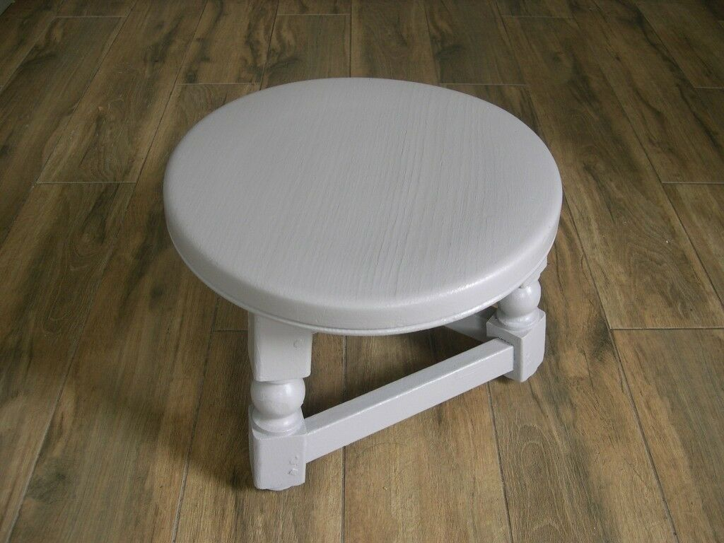 Incredible A Small Three Legged Round Wooden Stool Table In Warrington Cheshire Gumtree Forskolin Free Trial Chair Design Images Forskolin Free Trialorg