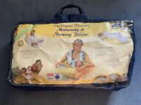 The Original Theraline Maternity and Nursing Pillow