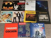"Various Albums/12"" Singles"
