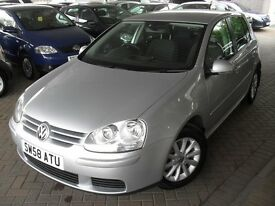 VOLKSWAGEN GOLF 1.9TDi Match 5Door Hatchback