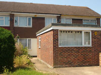 Three Rooms to Let in Student House in Epsom from Aug 16