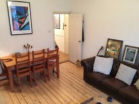 Lovely two bedroom period garden flat in heart of Brixton Hil-Privately let by owners