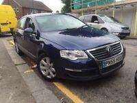 Volkswagen passat 2.0 diesel hpi clear 55 plate 125000 genuine mileage £1650