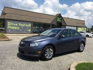 2014 Chevrolet Cruze 2LS/CLOTH/BLUETOOTH/OFF LEASE