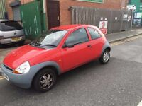 Ford KA 2006 1.3L Ideal For New Drivers Cheap To Run and Insure With Alloys Has MOT
