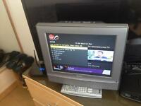 "Sony Bravia 15""tv lcd"