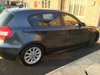 BMW 1 series, Lady owner, ONLY 63,000 Miles, FULL SERVICE HISTORY and MOT until May 2017